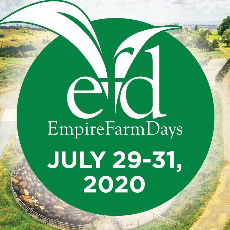 Empire Farm Days 2020 – Come meet the CFS Irrigation Team
