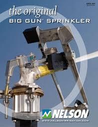 Nelson Big Gun Sprinklers